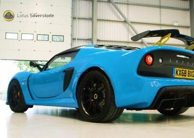 Lotus Silverstone Social Media and Video Marketing