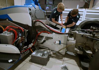 Formula Washing Machine Racer