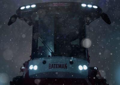 Bateman RB55 Studio Film